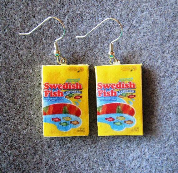 Food Earrings- NRoH