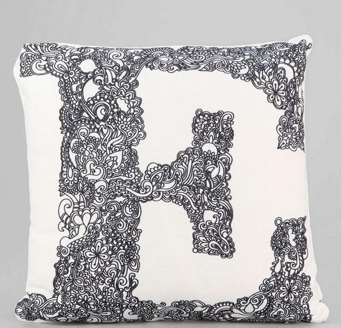 initial pillow NRoH