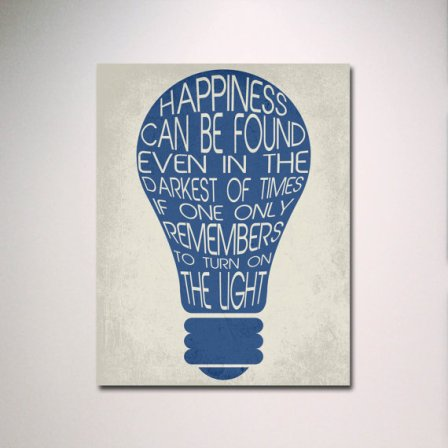 harry potter quote poster