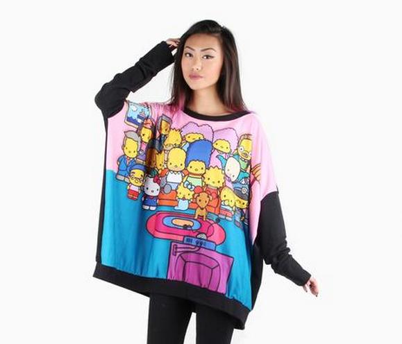 Sweater JLA TS HK