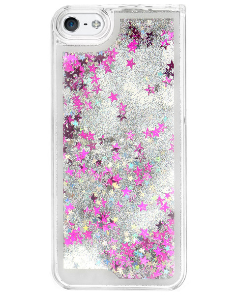 iphone case with glitter inside phone no repeats or hesitations 17630