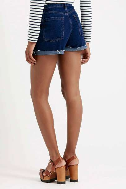 nroh topshop shorts