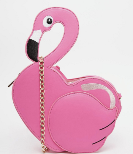 Flamingo bag NRoH
